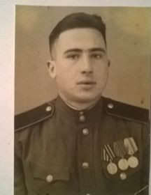 Маджаро Иван Григорьевич