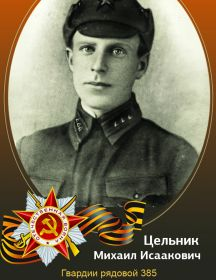 Цельник Михаил Исакович