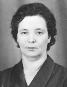 Богачёва Анна Степановна