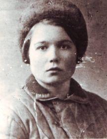 Несмеянова (Первая) Стефанида Евстигнеевна