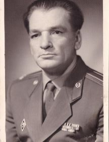 Фёдоров Василий Николаевич