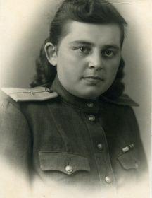 Красовская (Шебанина) Анна Яковлевна