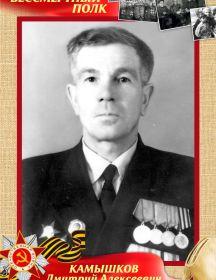 Камышков Дмитрий Алексеевич