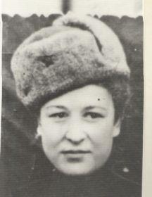 Сергеева (Зенова) Нина Ивановна