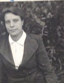 Пашутина Анастасия Ивановна