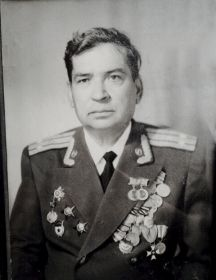 Матвеев Моисей Сергеевич