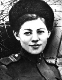 Казакова (Федоткина) Раиса Иосифовна