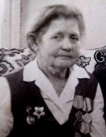 Козырева Клавдия Матвеевна