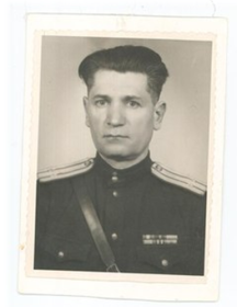 Османов Андрей Селеверстович