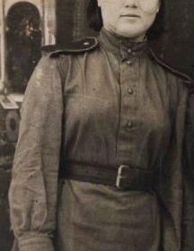 Мазалова (Бреднева) Мария Семёновна