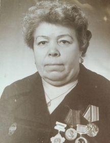 Рублева (Сунгурова) Нина Петровна