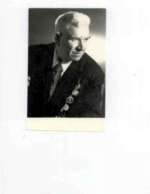 Попов Серафим Сергеевич