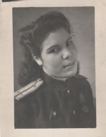 Митюряева (Пуртова) Мария Ивановна