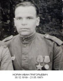Норин Иван Григорьевич