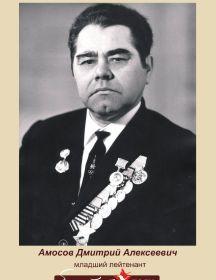 Амосов Дмитрий Алексеевич