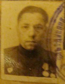 Шаталов Афанасий Николаевич