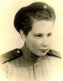 Ситова (Соколова) Анна Александровна