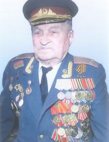 Краснов Иван Матвеевич