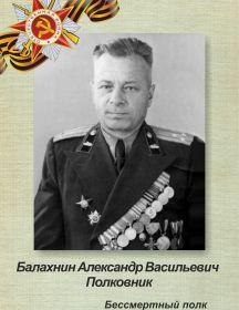 Балахнин Александр Васильевич