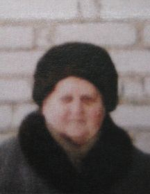 Захарова Клавдия Ивановна