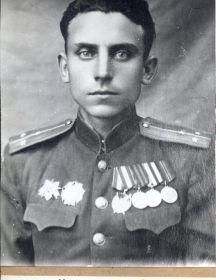 Клевцов Василий Григорьевич
