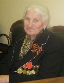 Руссова (Леонова) Клавдия Андреевна