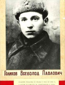Голиков Всеволод Павлович