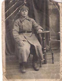 Серёгин Иван Петрович