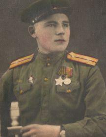 Четвериков Афанасий Сергеевич