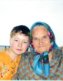Горьковая Надежда Ивановна