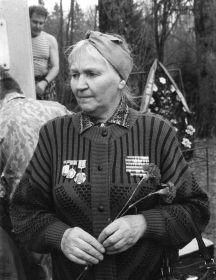 Добровольская (Гусева) Зоя Ивановна