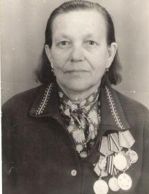 Огурцова Анна Федоровна