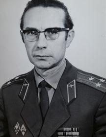 Баклашов Юрий Захарович