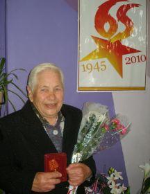 Петрова Мария Ивановна, 1922 г.р.