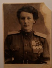 Селезнева Мария Григорьевна