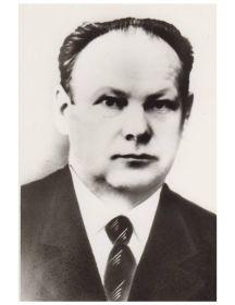 Серов Николай Дмитриевич, 1924-1985