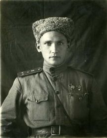 Юдин Михаил Дмитриевич
