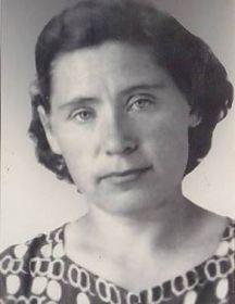Степанова Вера Даниловна