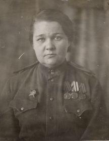 Богданова (Дриган) Клавдия Евдокимовна