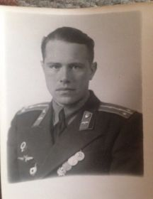 Пятницкий Пётр Александрович