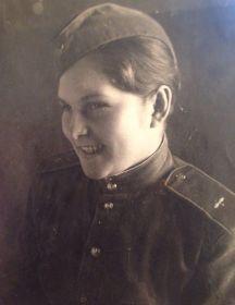 Багрянцева (Криницына) Мария Демьяновна