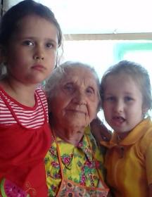 Григорьева (Константинова) Домна Николаевна