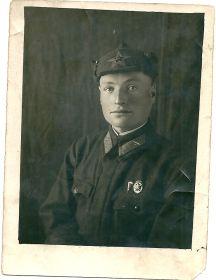 Тулаев Василий Александрович