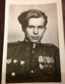 Шкрябин Василий Михайлович