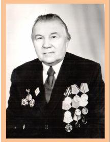 Гаврюсёв Григорий Тихонович