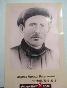 Карпов Михаил Васильевич