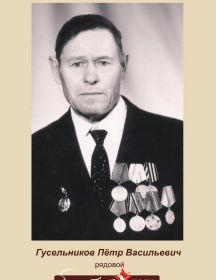 Гусельников Петр Васильевич.