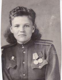 Горбова (Медведева) Наталья Никаноровна