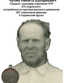 Чупин Никита Ерофеевич