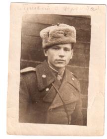 Николаев Василий Тимофеевич